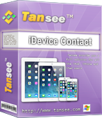 Tansee iOS Contact Transfer